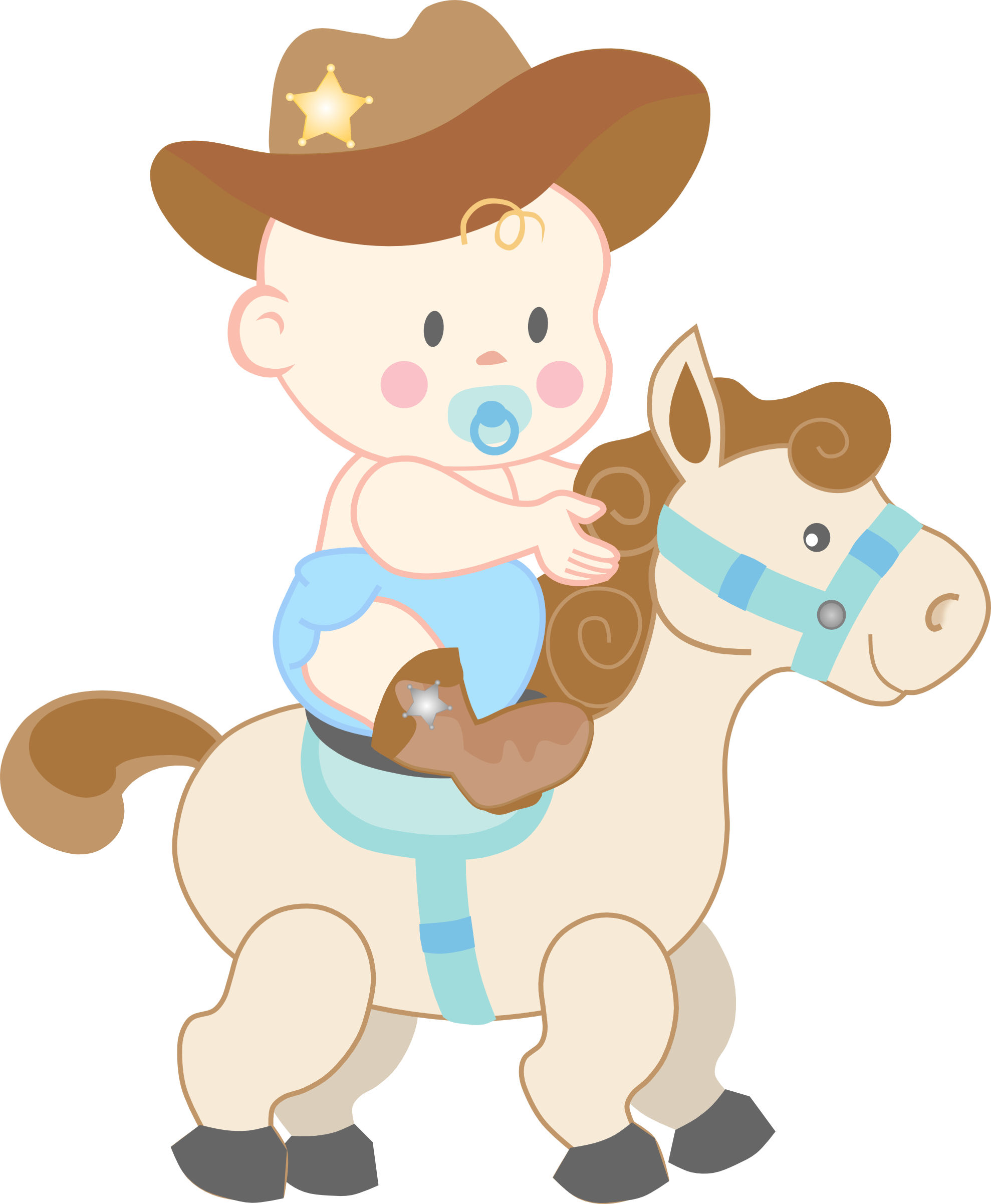Cowboy Baby Cowboy Theme Baby Shower