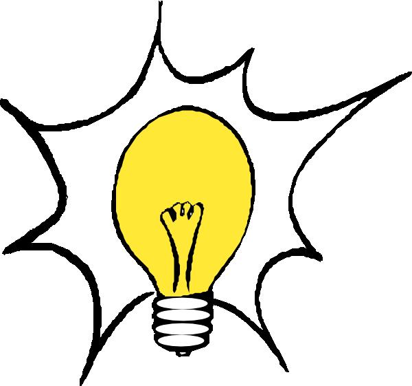 Flash Bulb Clip Art At Clker Com   Vector Clip Art Online Royalty