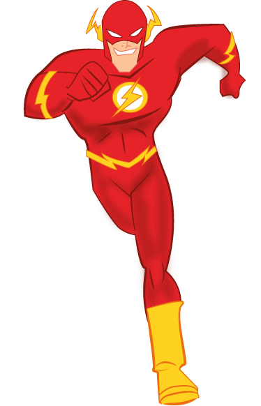 flash hero