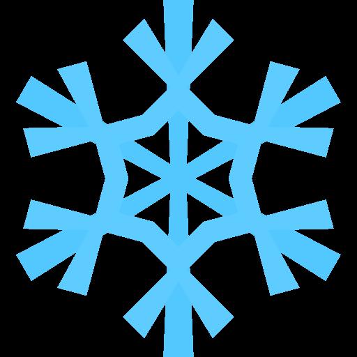 Clip Art Snow Flake Clipart simple snowflake clipart kid christmas icon png image iconbug com