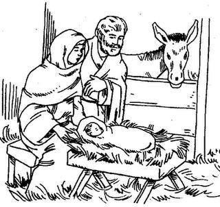The Christ On Cross Preschool Clipart - Clipart Kid