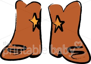Western Baby Clipart - Clipart Kid