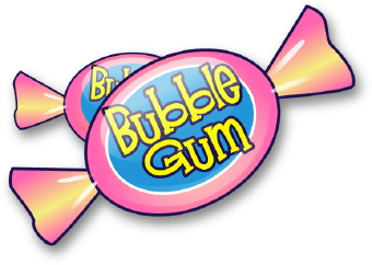 Chewing Gum Clipart   Clipart Best