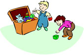 Clearing Space By Design  Step 2  How To Get Your Kid S To Do Chores