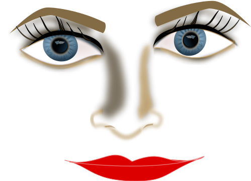 Eyes And Mouth   Http   Www Wpclipart Com People Bodypart Eye Eyes 3