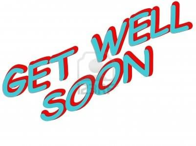 Get Well Soon Clipart   Free Clip Art Images