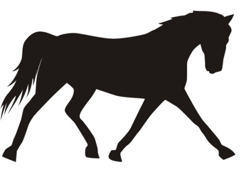 Go Back   Gallery For   Barrel Racing Silhouette Clip Art