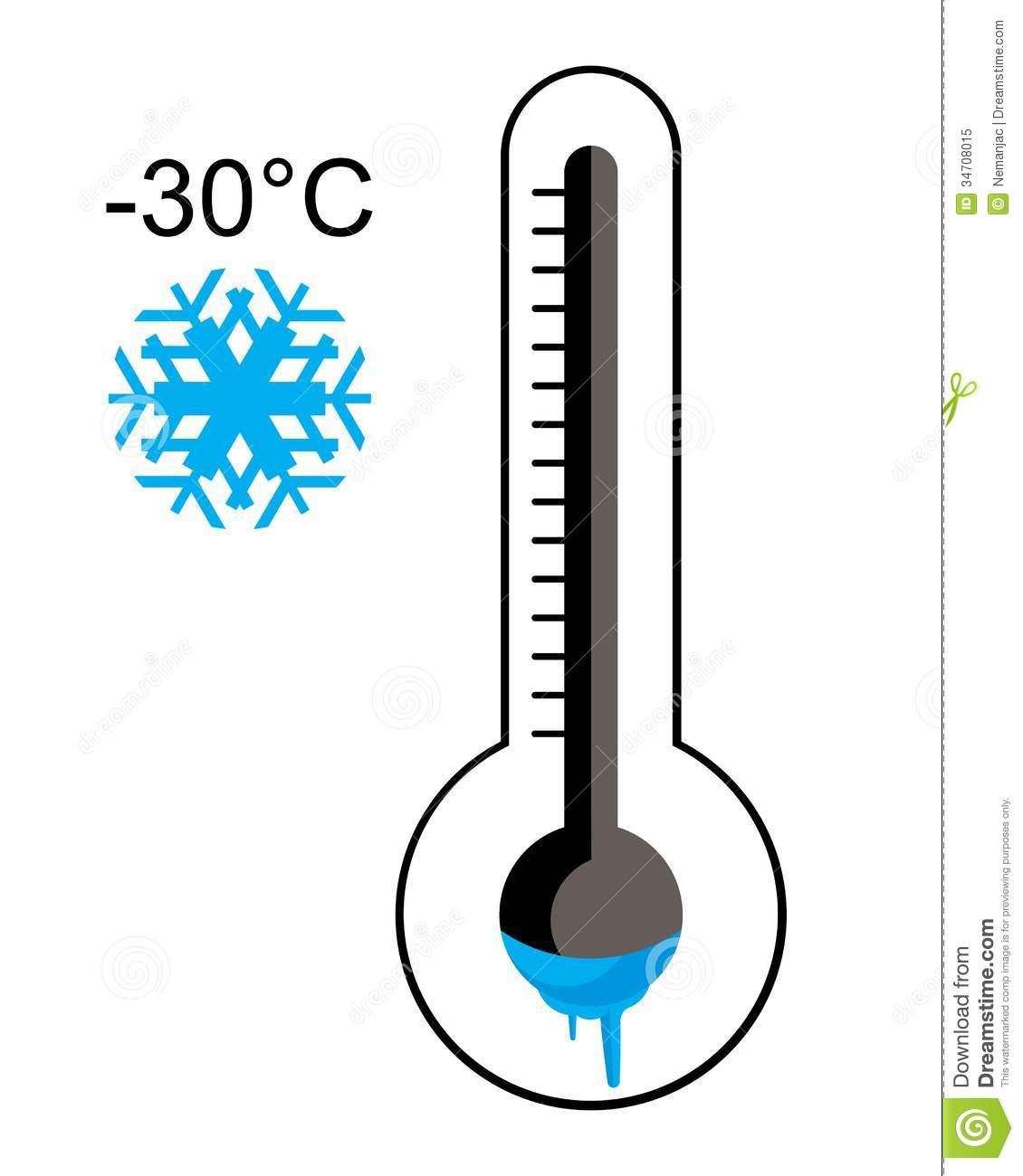 Cold Weather Thermometer Clip Art | www.imgkid.com - The ...