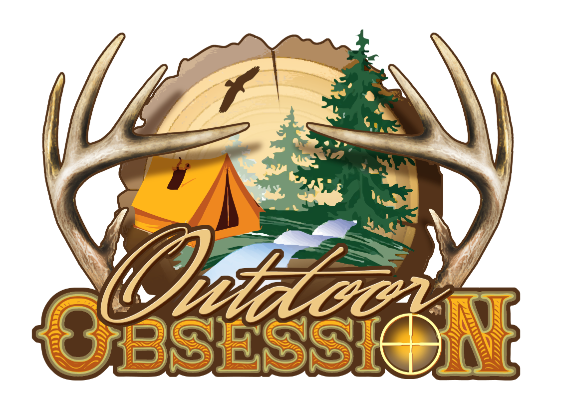 Outdoor Obsession Hunting Logo Design   Hunting Graphics