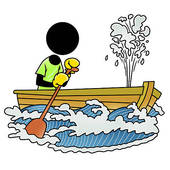 Ship Sinking Clipart