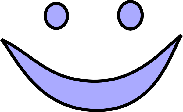 Smiley Eyes Clip Art At Clker Com   Vector Clip Art Online Royalty