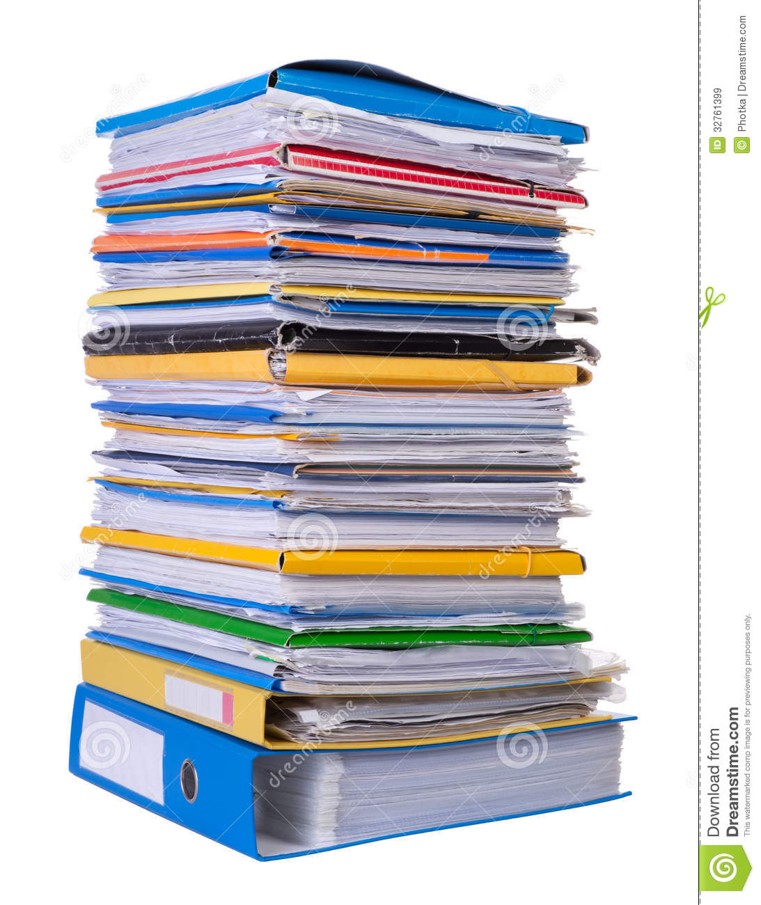 paper stack clipart - photo #31