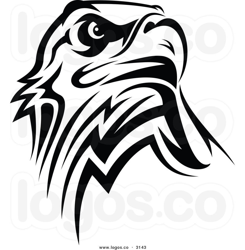 Eagle Head Clipart Black And White Eagle 20head 20clipart 20black