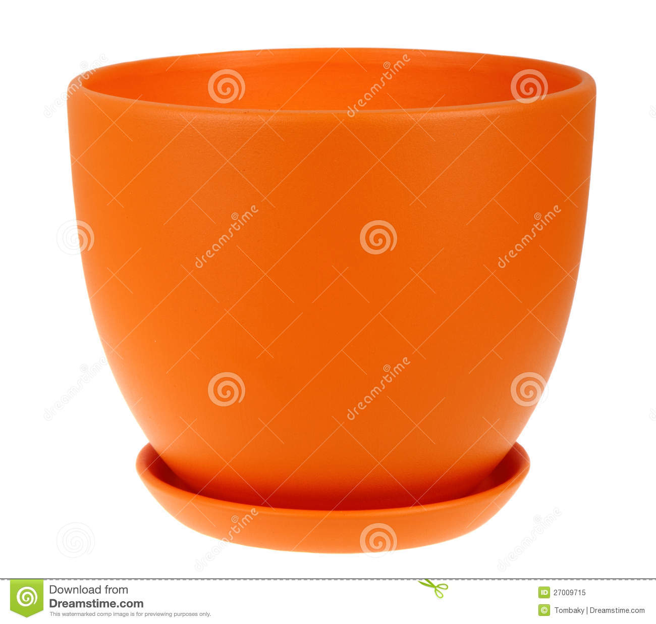 Empty Flower Pot Clipart Empty Flower Pot Royalty Free