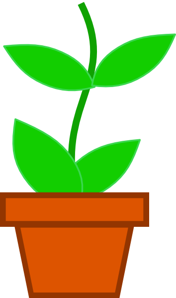 Flower Plant Clipart   Clipart Panda   Free Clipart Images
