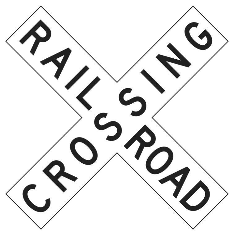 Frames Full Page Signs Traffic Signs 1 Railroad Crossing Sign Png Html