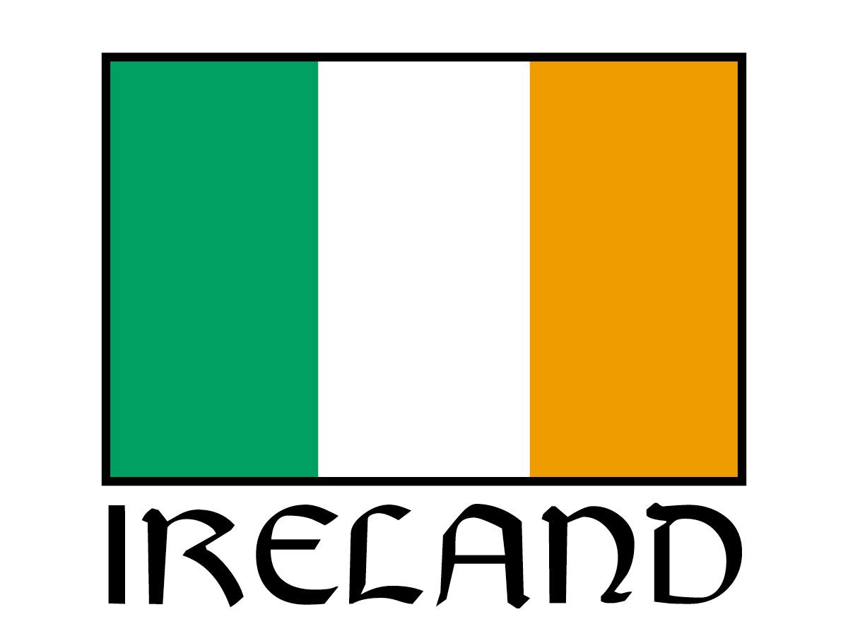 Image result for Irish flag