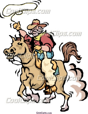 Old West Clip Art
