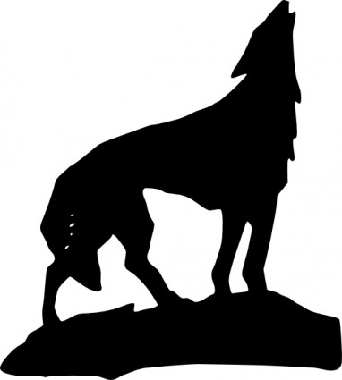 Wolf Clip Art Free Vector In Open Office Drawing Svg    Svg   Format