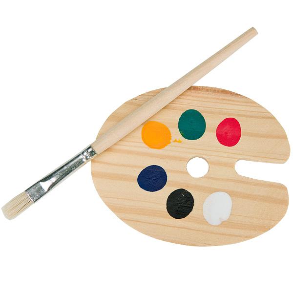 Artist Paint Palette   Clipart Panda   Free Clipart Images