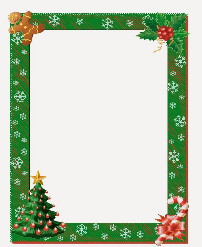Free Clip Art Borders For Word Documents