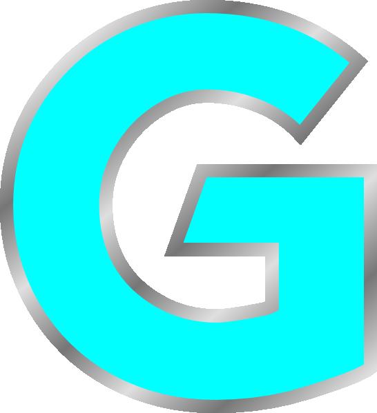 Letter G Clip Art At Clker Com Vector Clip Art Online Royalty Free