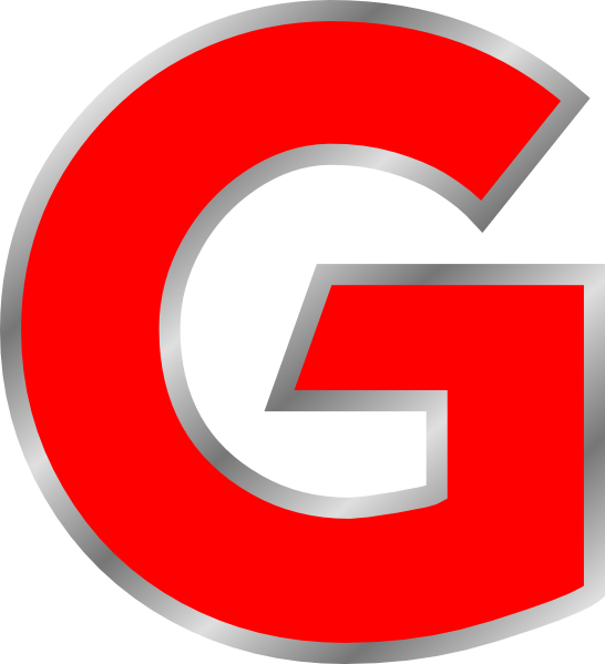 Letter G Clip Art Download This Image As