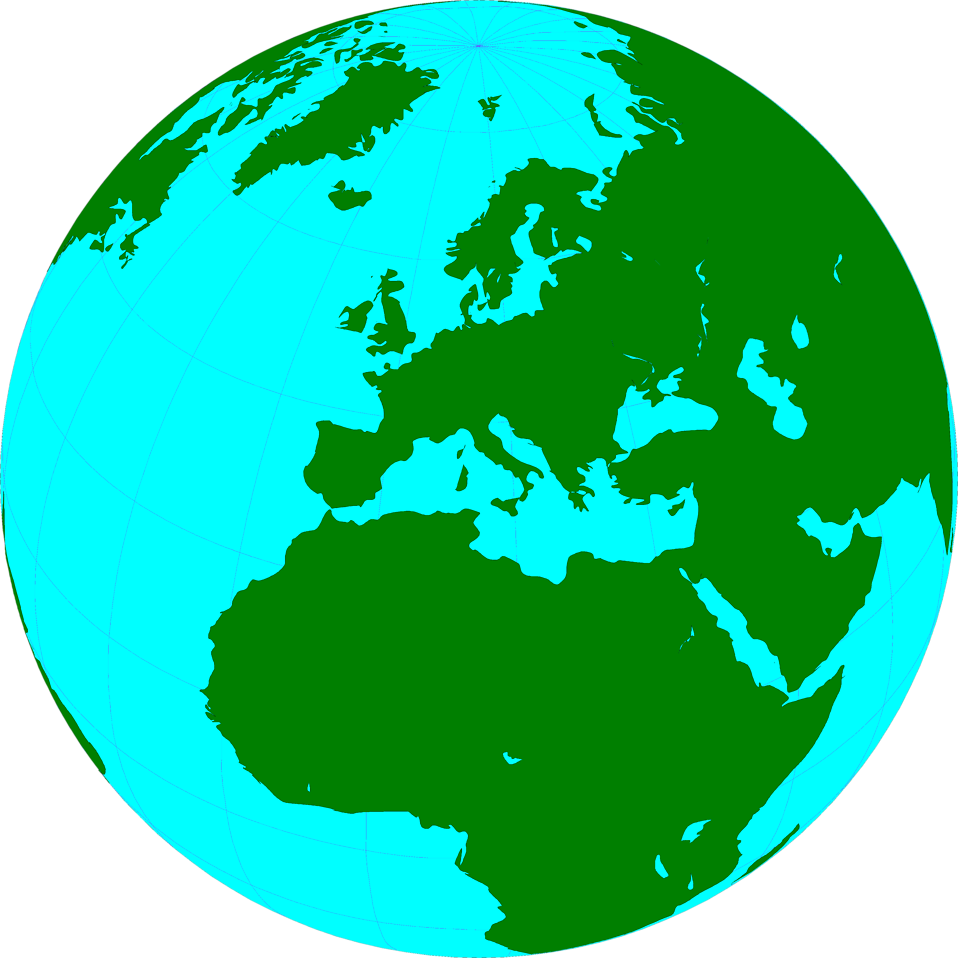 Transparent World Globe Clipart - Clipart Kid
