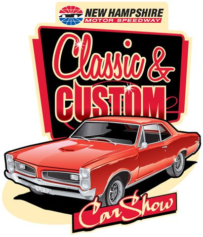 The Custom   Classic Car Show Returns To New Hampshire Motor Speedway