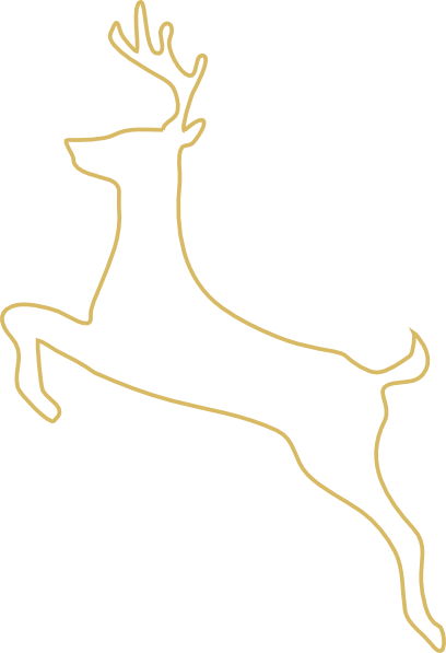 32 Deer Outline Free Cliparts That You Can Download To You Computer