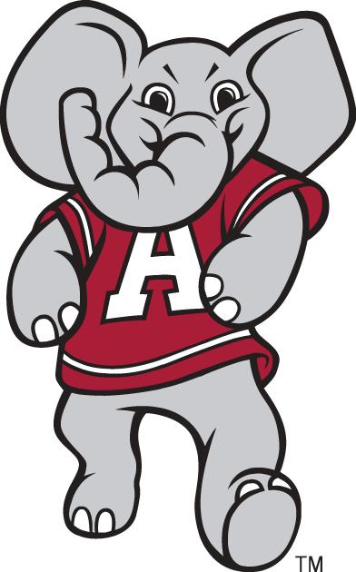 Alabama Crimson Tide Mascot Logo   Ncaa Division I  A C   Ncaa A C