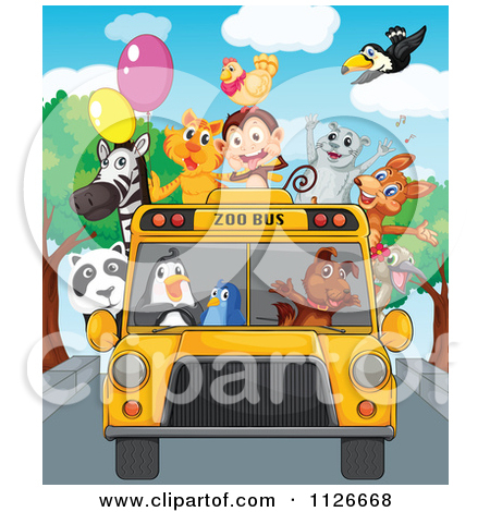 Cartoon Of A Cute Zebra   Royalty Free Vector Clipart By Colematt