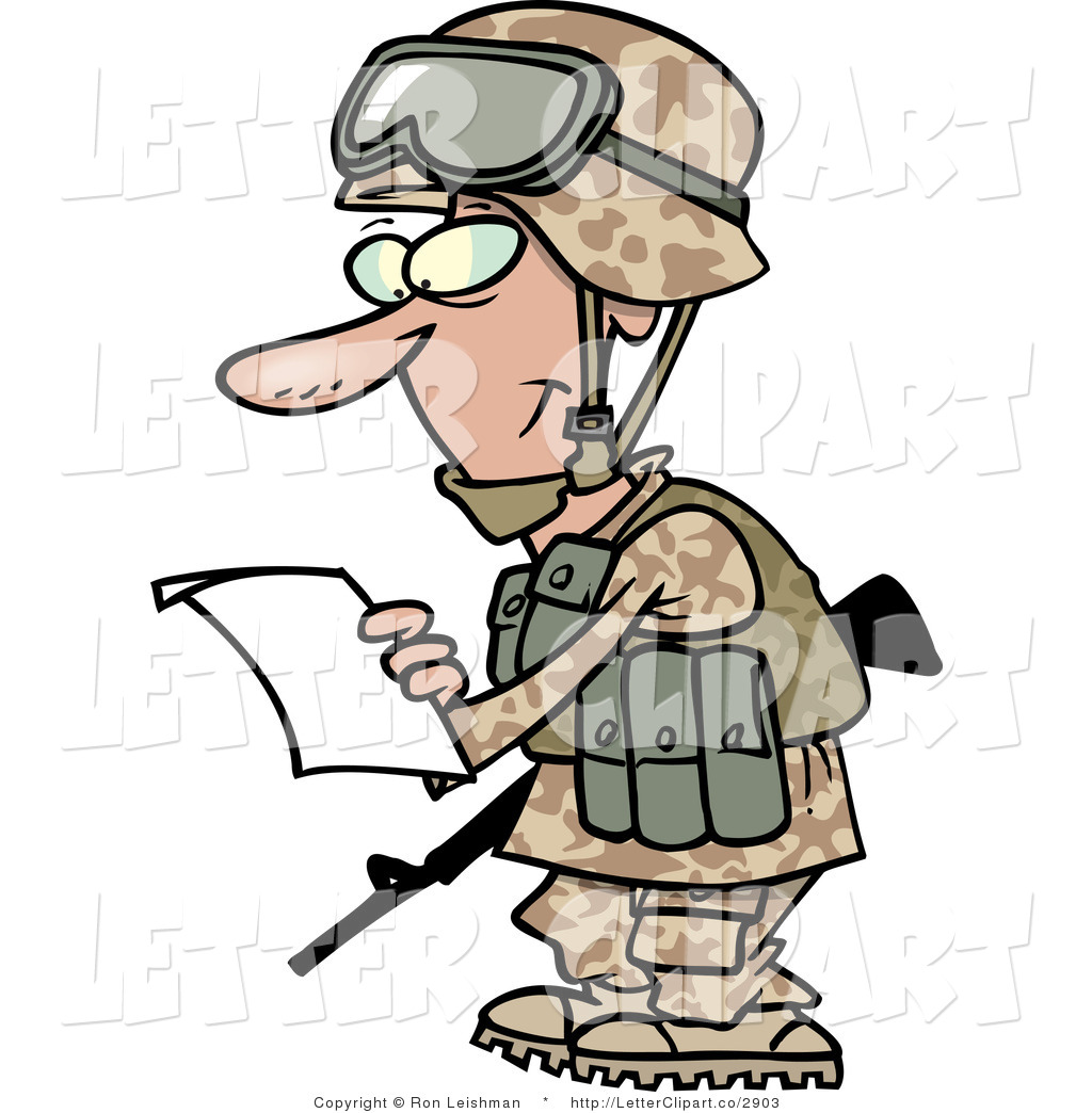 Clip Art Of A Marine Soldier   Clipart Panda   Free Clipart Images