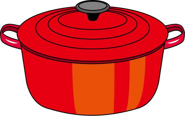 Cooking Pot Clipart - Clipart Kid
