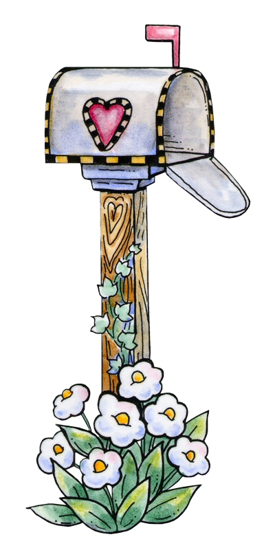 Cute Mailbox Clipart We Just Wanted To Send Out A