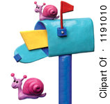 Cute Mailbox Source Http Wwwof Com Gallery Clipart