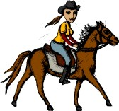 Horse Trail Riding Clipart   Clipart Panda   Free Clipart Images