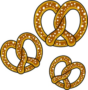 Clip Art Pretzel Clip Art pretzel clipart kid pretzels black and white panda free images