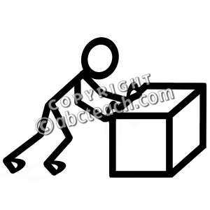 Push Clipart Push Bw Pw Png