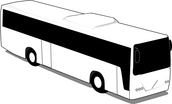 Travel Trip Bus Clip Art At Clker Com   Vector Clip Art Online