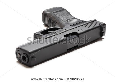 9mm Pistol Clip Art Vector Online Royalty Free Amp Public Picture