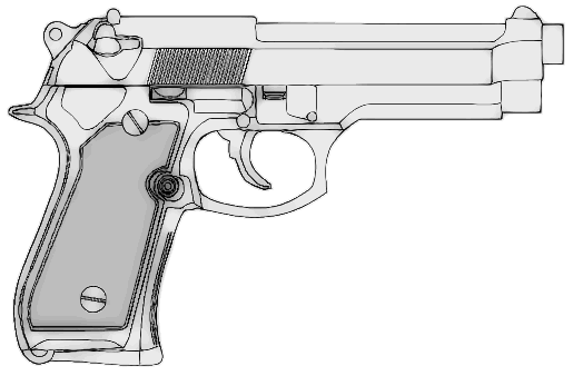9mm Pistol   Http   Www Wpclipart Com Weapons Guns Pistol 9mm 9mm