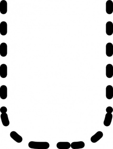 Alphabet Tracing Letter U Clip Art 416777 Photo 1 Vector