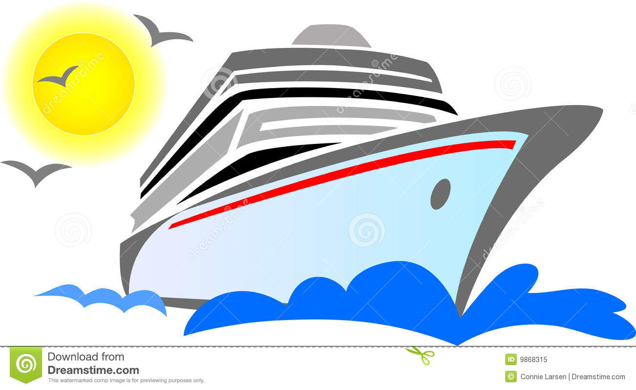 Animated Cruise Ship Clipart - Clipart Kid