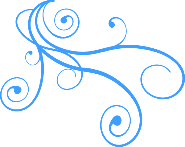 Curly Wind Clip Art At Clker Com   Vector Clip Art Online Royalty