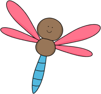Dragonfly Clip Art Gt Pink Rf Dragonfly Cli Dragonfly Clip
