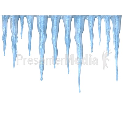 Icicles   Presentation Clipart   Great Clipart For Presentations   Www