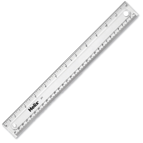 16 Inch In Ruler Clipart