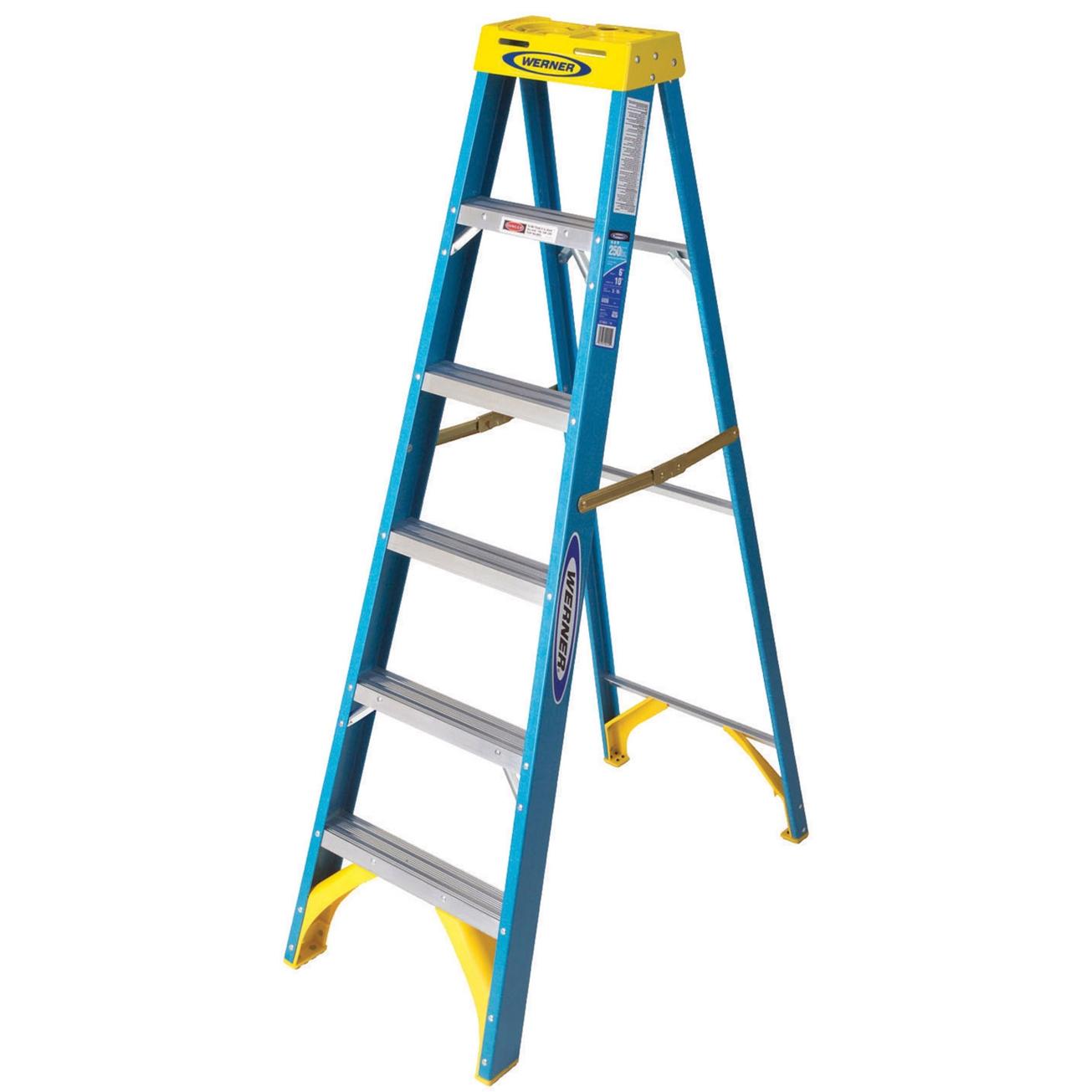6 Foot Platform Ladder