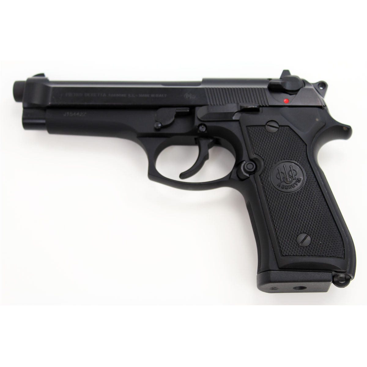 Used Beretta 92fs Pistol For Sale   9mm   15rd   Js92f C1 Ber 92fs 9 B